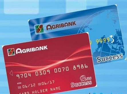 thẻ atm Agribank
